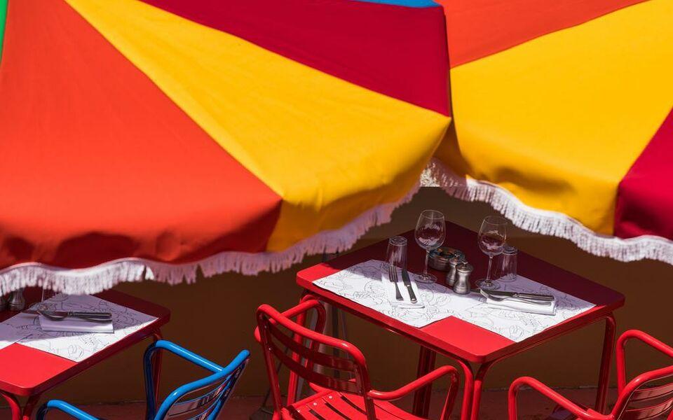Restaurant La Guitoune Pyla Sur Mer