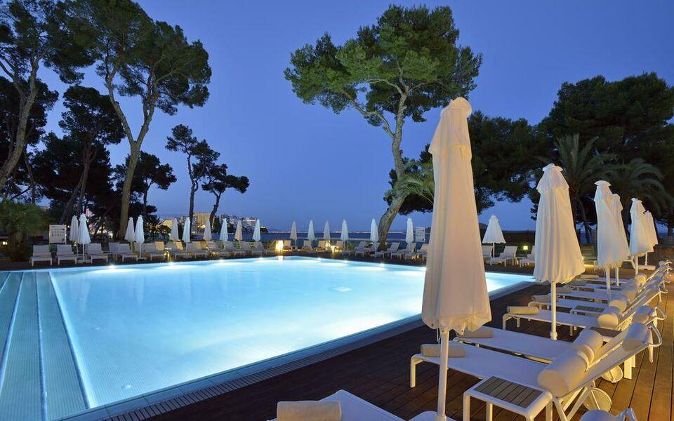 Me mallorca a design boutique hotel magaluf spain for Design boutique hotels mallorca