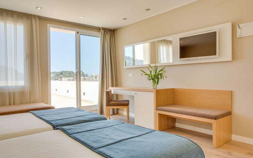 Hotel Eden Port De Soller Mallorca