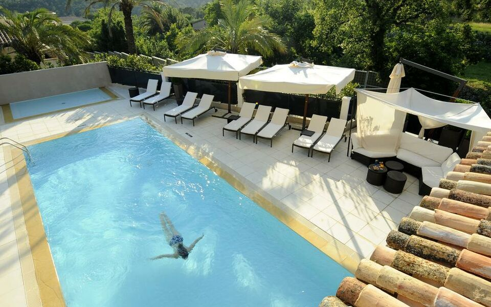 Royal mougins golf hotel spa de luxe a design boutique for Hotel design luxe france