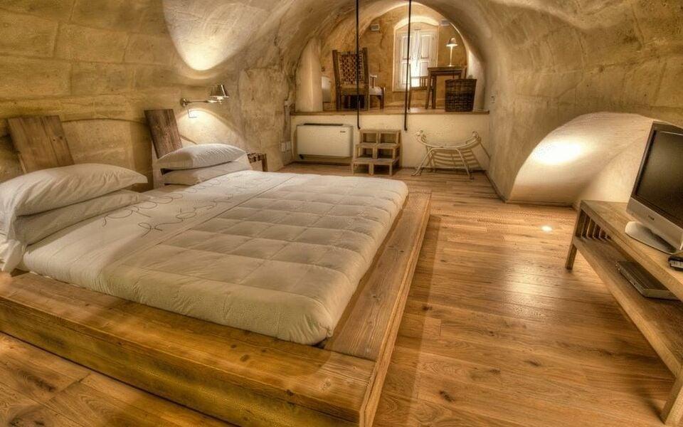 L Hotel In Pietra Matera 5