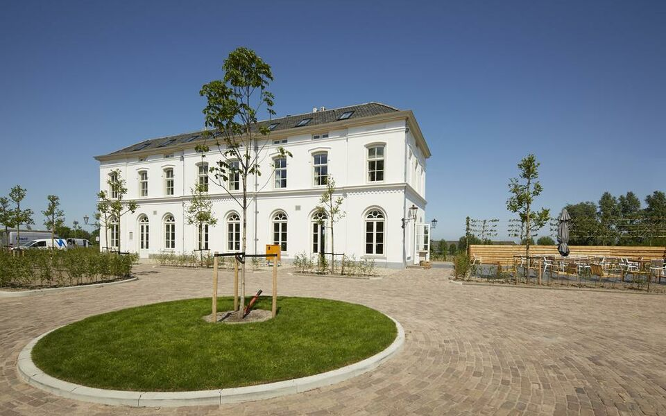 Hotel De Witte Dame, Abcoude (1)