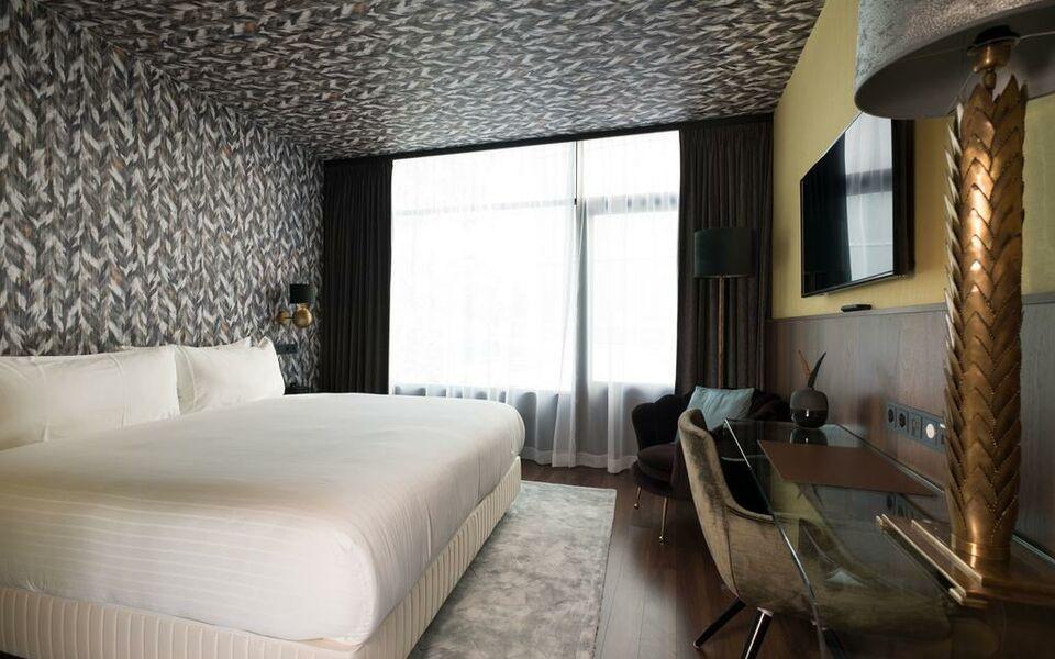 Apollo hotel amsterdam a tribute portfolio hotel a for Design agencies amsterdam