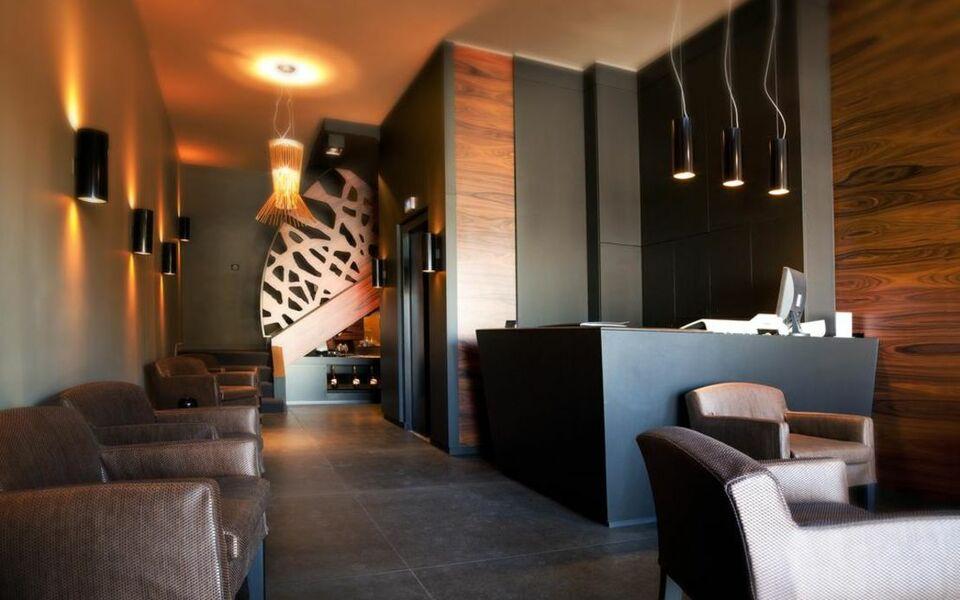 L 39 h tel a design boutique hotel nantes france for Hotel design nantes