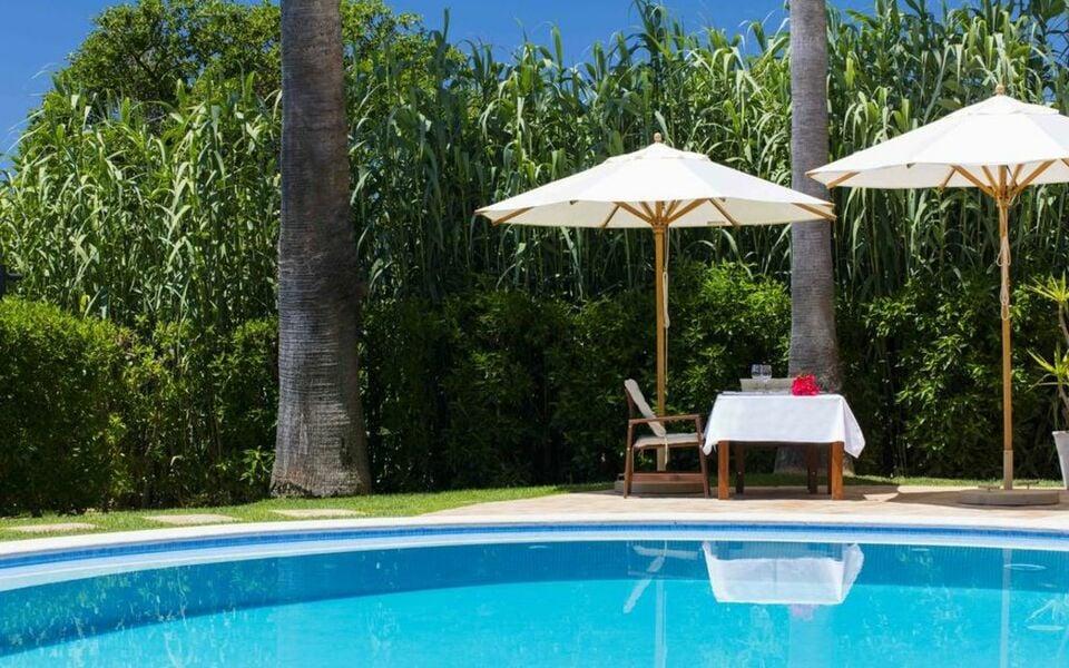 vila joya a design boutique hotel albufeira portugal. Black Bedroom Furniture Sets. Home Design Ideas