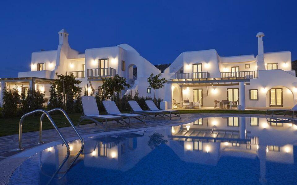 Aqua breeze villas a design boutique hotel naxos greece for Boutique hotel naxos