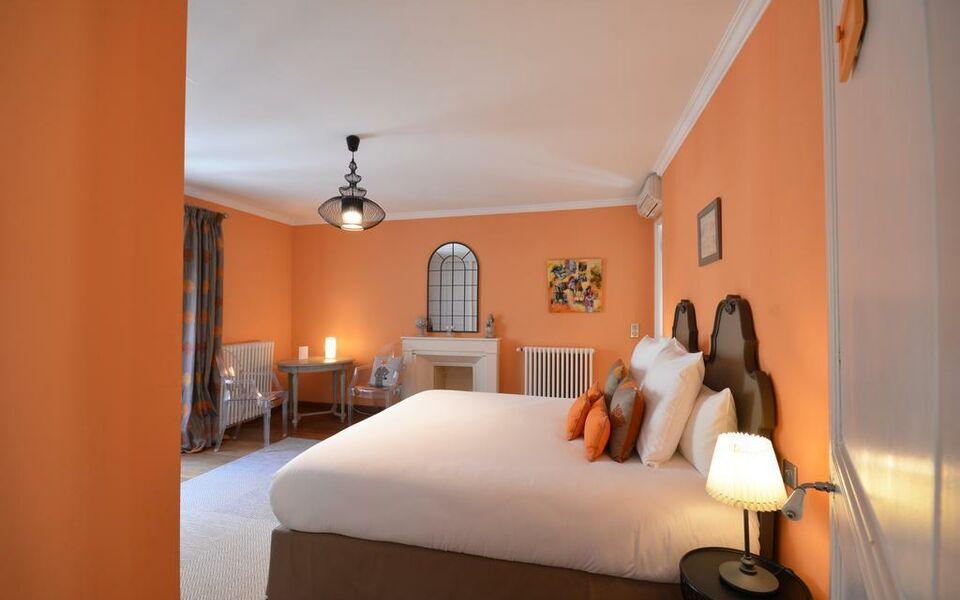 Villa m a design boutique hotel arles france for Hotel design provence