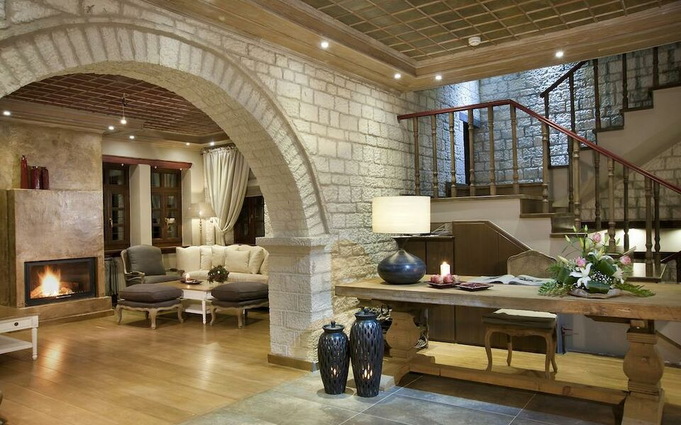 Aberratio Boutique Hotel, Aristi (7)