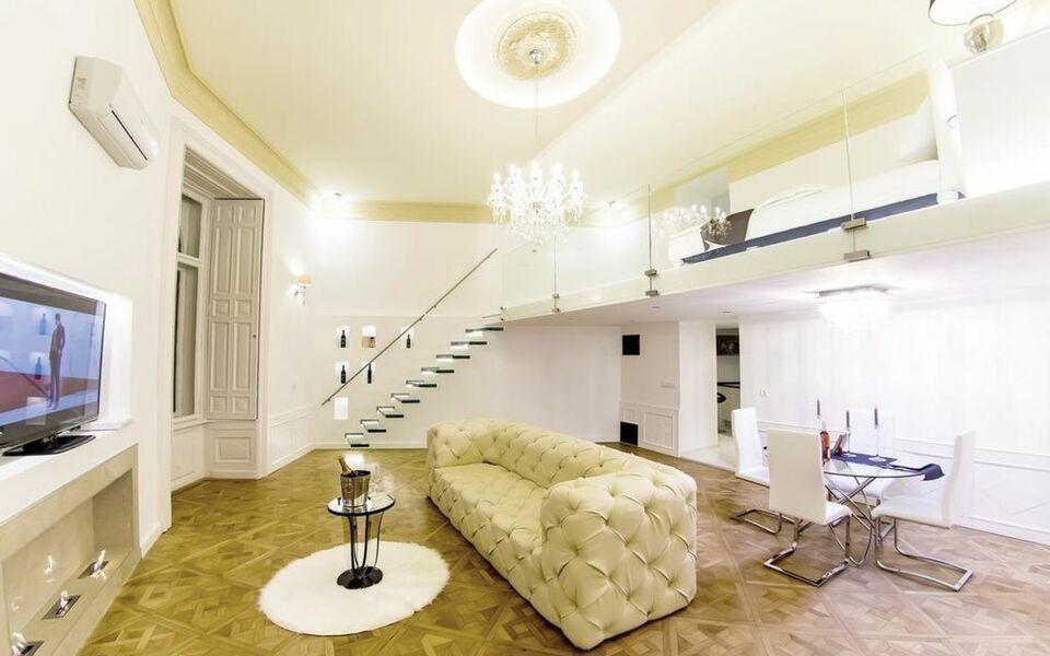 Enzo Capo Luxury Apartments Budapest 1