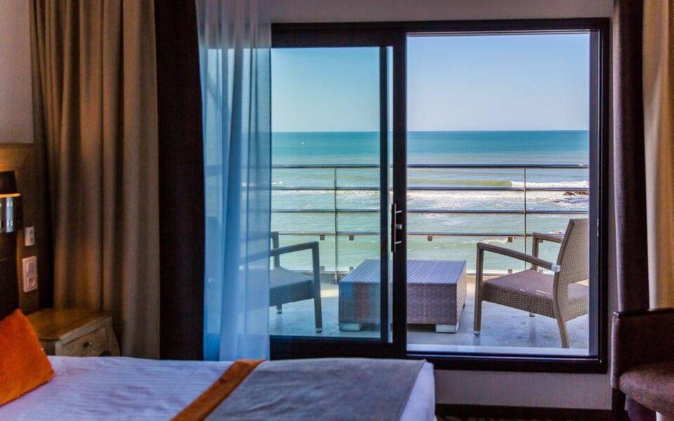 atlantic h tel spa les collectionneurs les sables d olonne frankreich. Black Bedroom Furniture Sets. Home Design Ideas