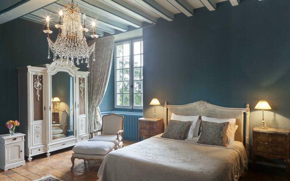 Ch teau de l 39 epinay a design boutique hotel saint georges for Hotel design loire