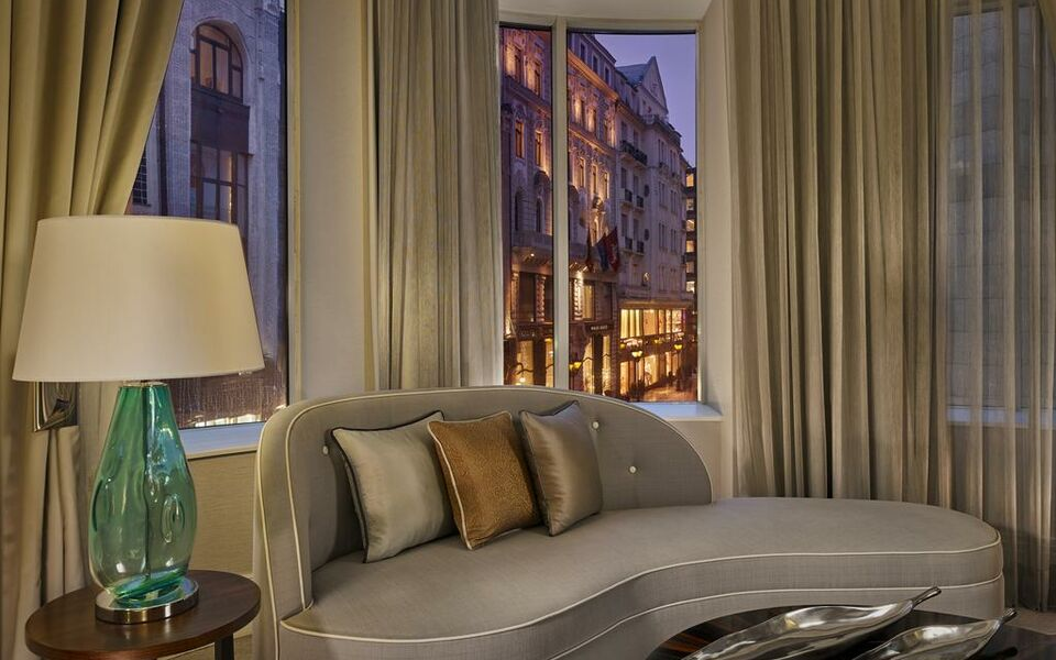 The ritz carlton budapest budapest hongrie my for Boutique hotel ritz