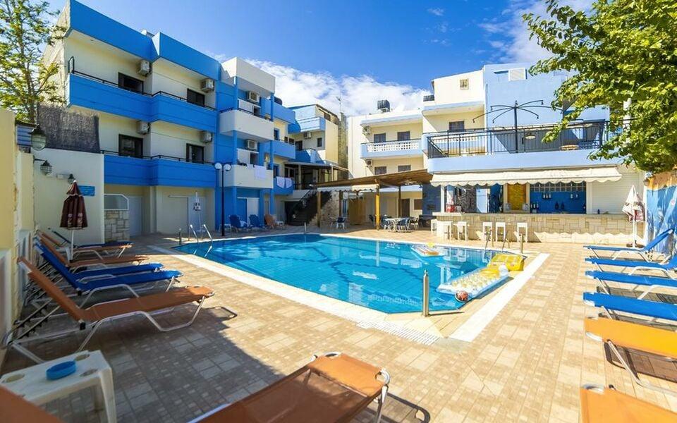 Sunshine a design boutique hotel malia greece for 15 maher terrace sunshine beach