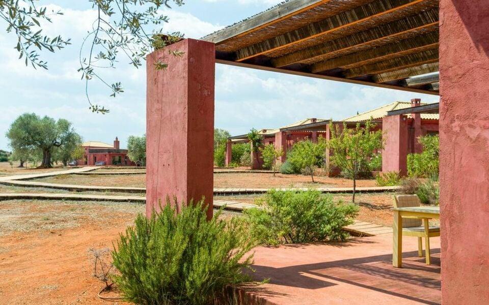 Eumelia Organic Agrotourism Farm & Guesthouse, a Design ...