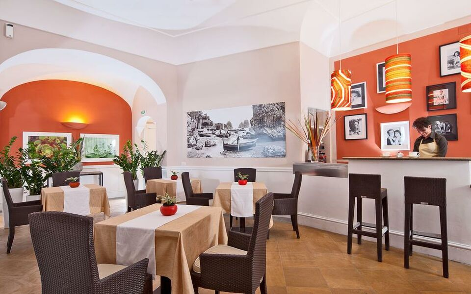 Hotel della piccola marina a design boutique hotel capri for Boutique hotel capri