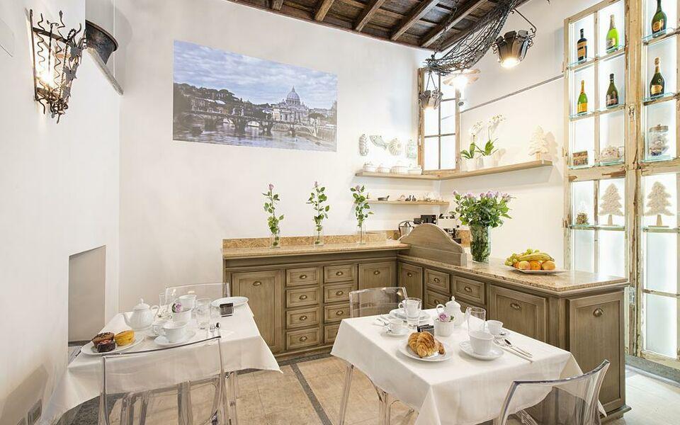 Domus libera a design boutique hotel rome italy for Design boutique hotel domus balthasar