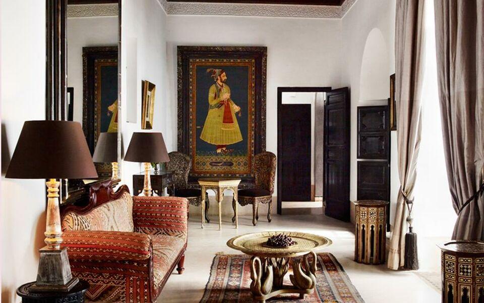 Riad l 39 h tel marrakech a design boutique hotel marrakech for Boutique hotel maroc