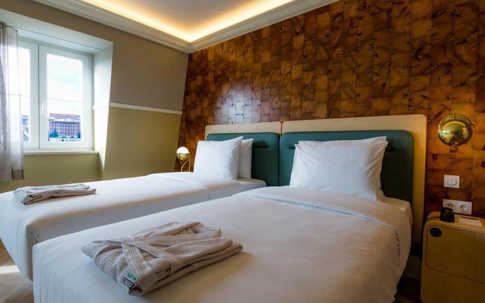 Hotel lisboa tejo a design boutique hotel lisbon portugal for Design boutique hotels lissabon