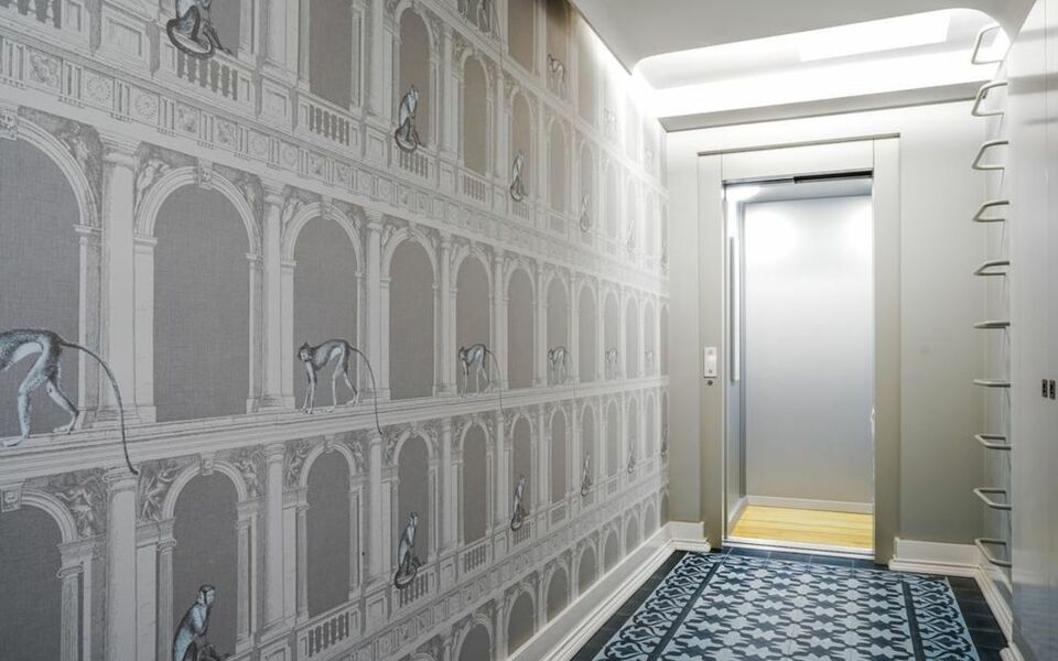 Residentas s o pedro a design boutique hotel lisbon portugal for Design boutique hotel lisbon