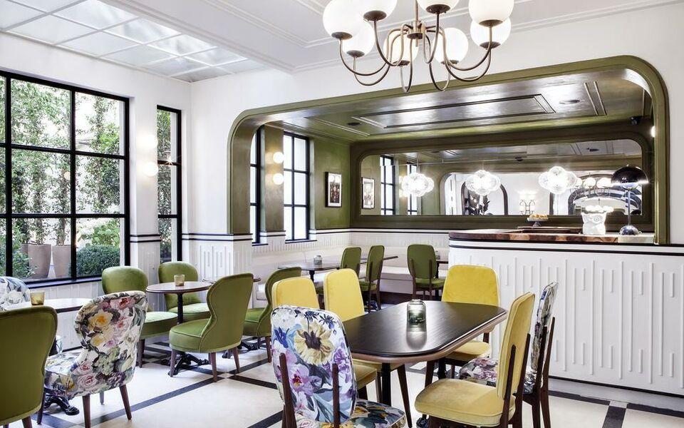 H tel bienvenue a design boutique hotel paris france for Design boutique hotel imperialart