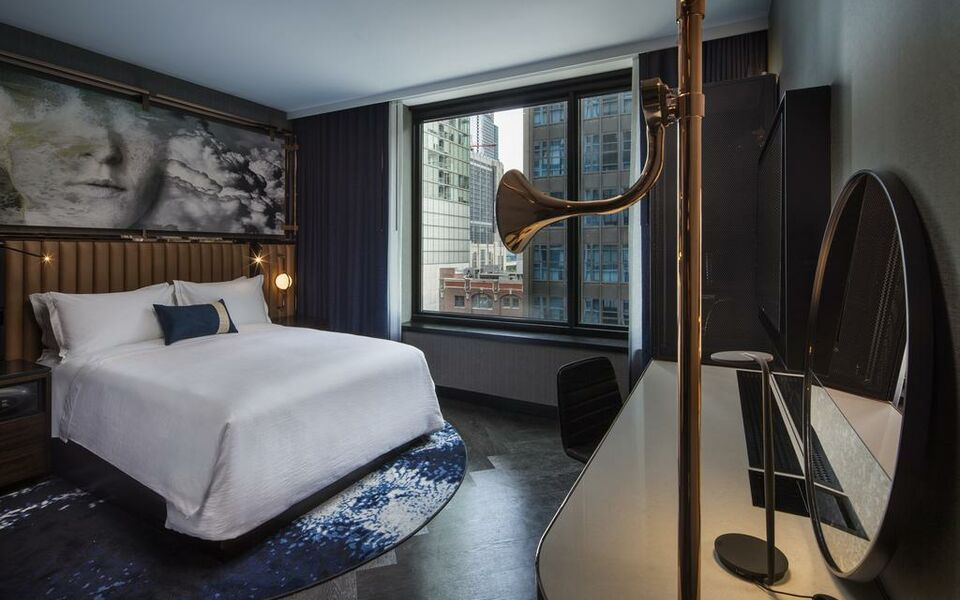 Hotel emc2 autograph collection chicago vereinigte for Boutique hotel collection