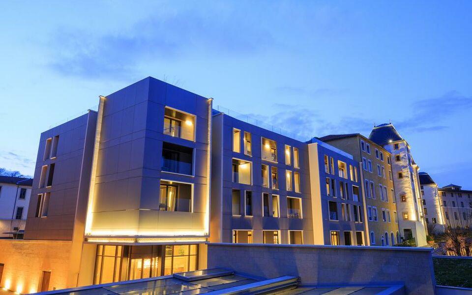 Villa ma a lyon frankreich for Design boutique hotel lyon
