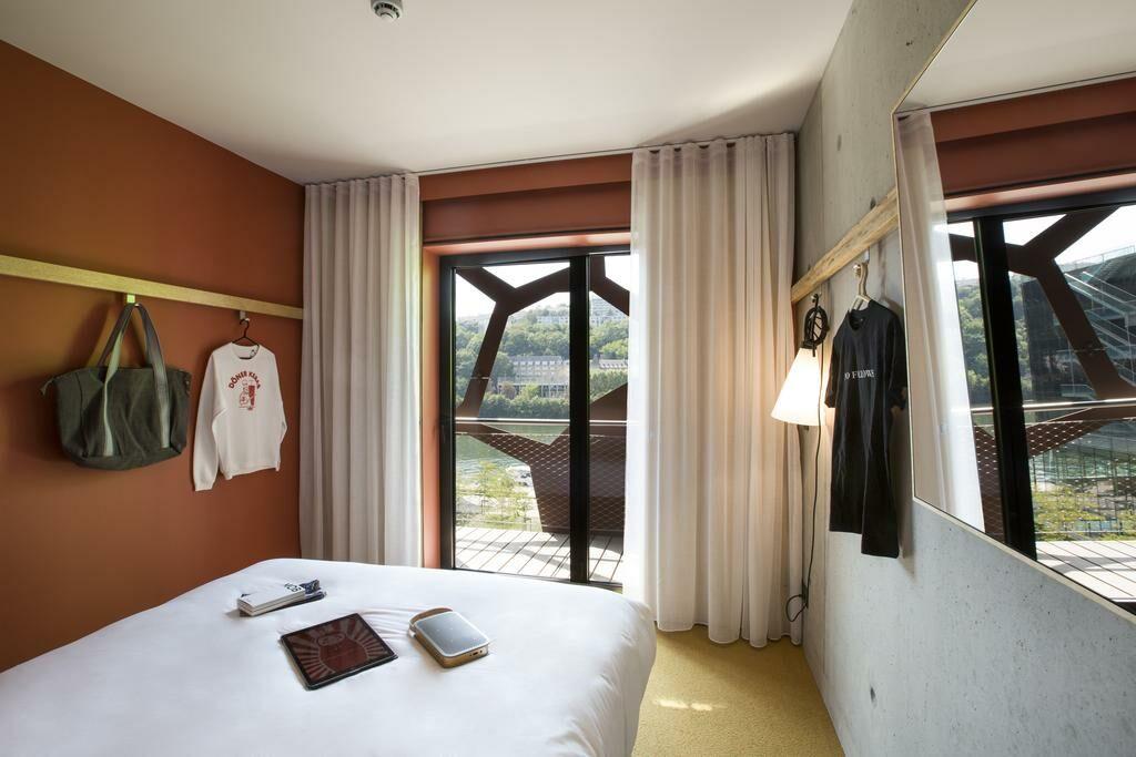 Mob hotel lyon confluence lyon france my boutique hotel for Boutique hotel lyon