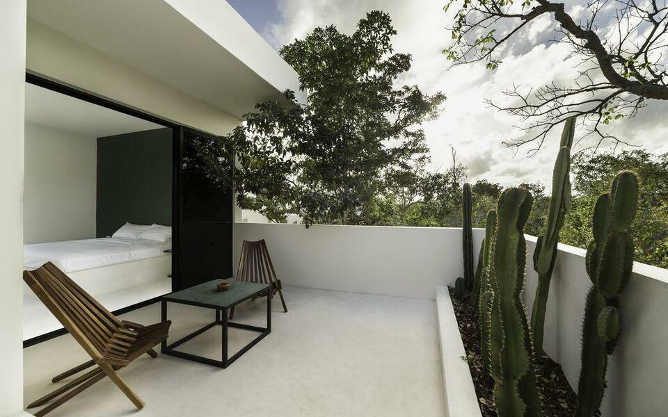 16tulum a design boutique hotel tulum mexico for Design hotel tulum