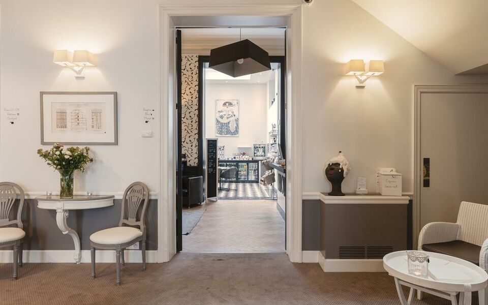 Boutique Hotel Louise Brussels