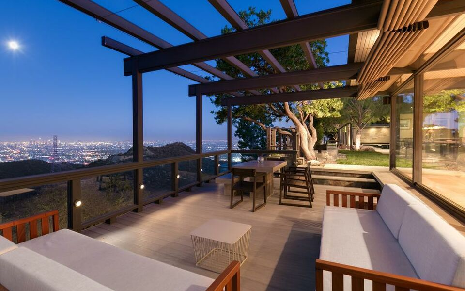 1050 - Hollywood Panoramic View Villa, Los Angeles (2)