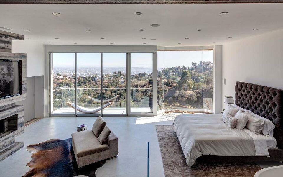 Ultramodern Rustic West Hollywood Vista, Los Angeles (5)