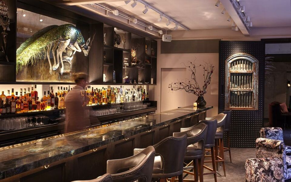 Bars In Central London With Private Rooms