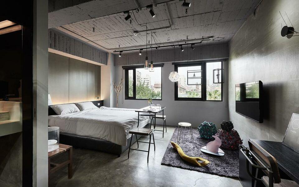 Play design hotel a design boutique hotel taipei taiwan for Design hotel taipei