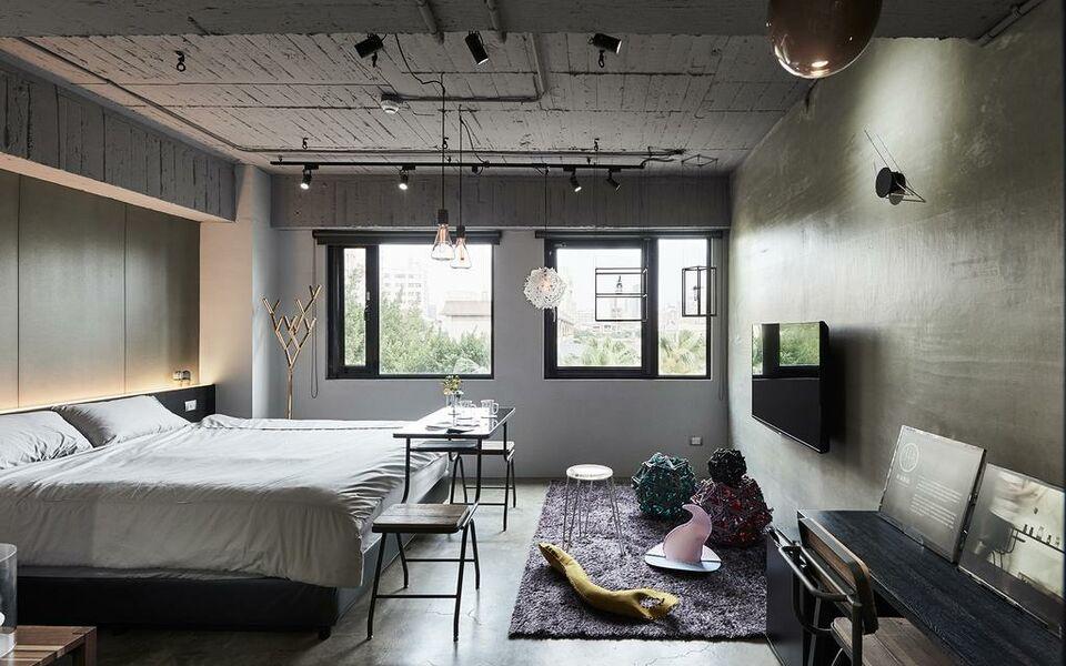 Play design hotel taipei taiwan for Design hotel taipei