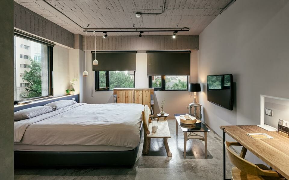 Cool hotels in taipei 2018 world 39 s best hotels for Design boutique hotel kreta