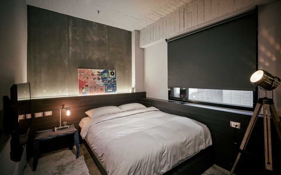 Play design hotel a design boutique hotel taipei taiwan for Design hotel taiwan
