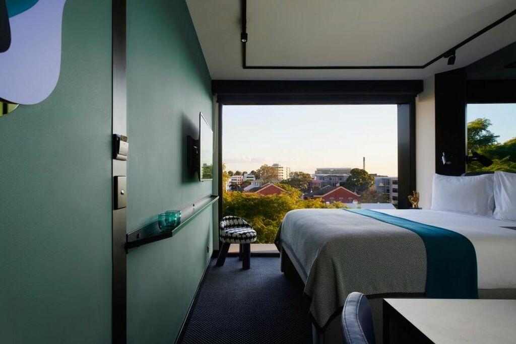 Tribe perth a design boutique hotel perth au australia for Best boutique hotels perth