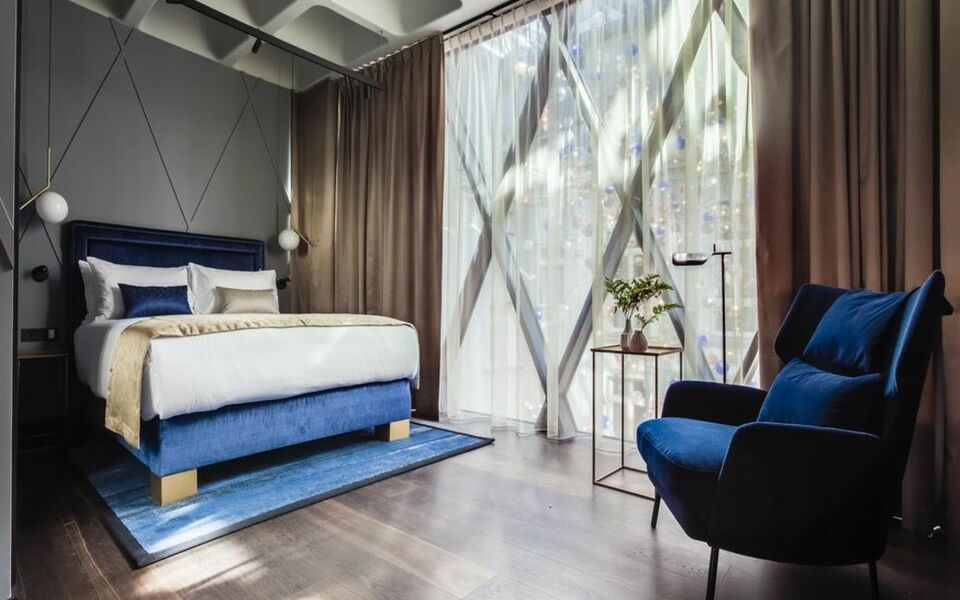 Hotel indigo warsaw nowy wiat a design boutique hotel for My boutique hotel