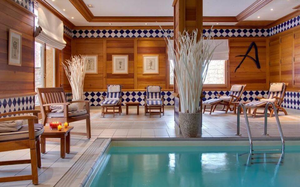 Hotel allodis a design boutique hotel m ribel france for Boutique hotel ski