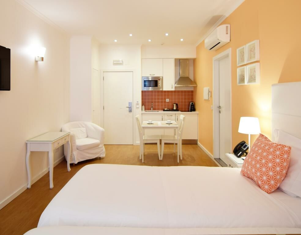 Rossio Apartments Lisbonne Portugal My Boutique Hotel