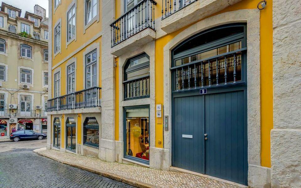casas da baixa lighthouse apartments a design boutique hotel lisbon portugal. Black Bedroom Furniture Sets. Home Design Ideas