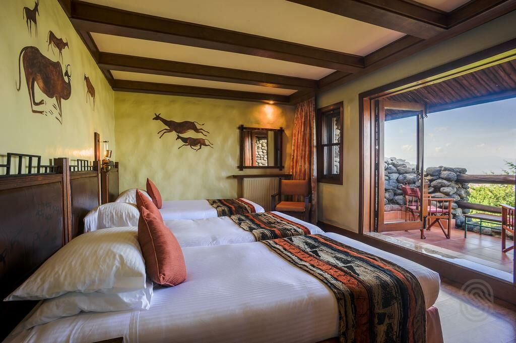 Ngorongoro serena safari lodge ngorongoro tanzanie my for My boutique hotel