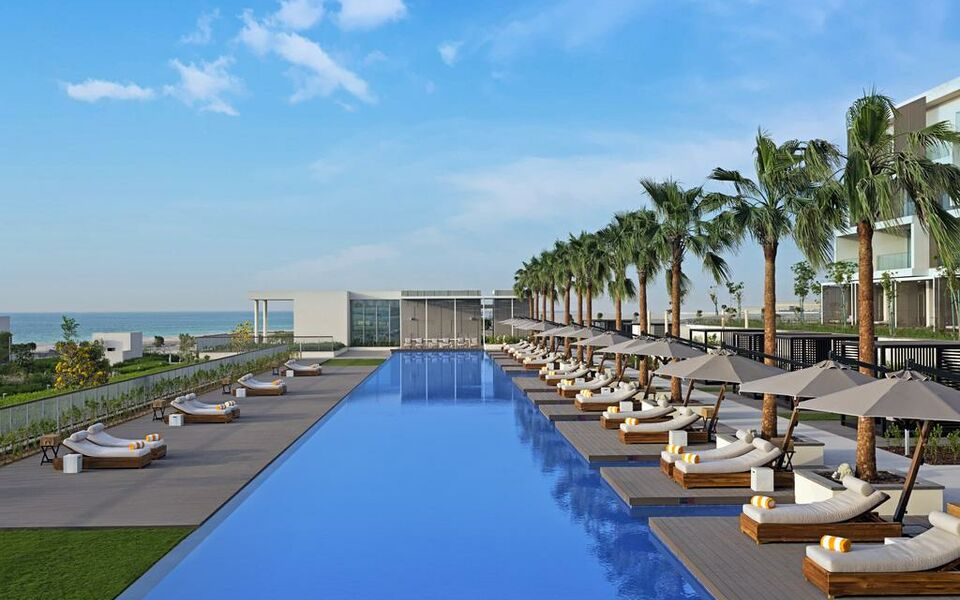 The Oberoi Beach Resort, Al Zorah, Ajman (1)