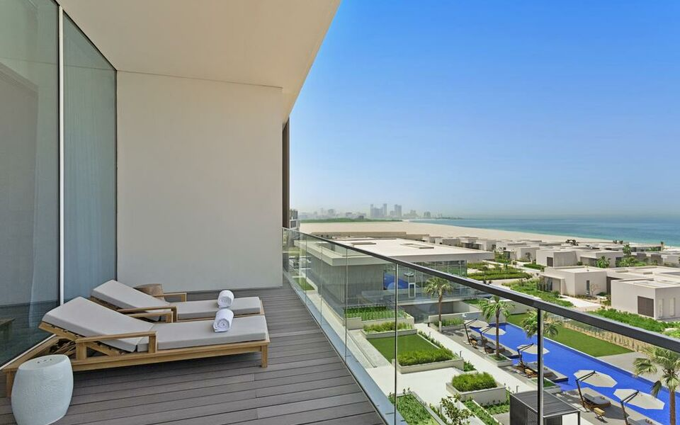 The Oberoi Beach Resort, Al Zorah, Ajman (3)