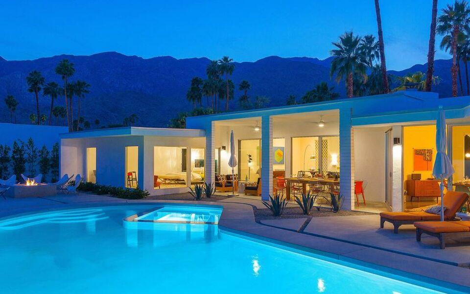 Spero estate a design boutique hotel palm springs u s a for Design hotel palm springs