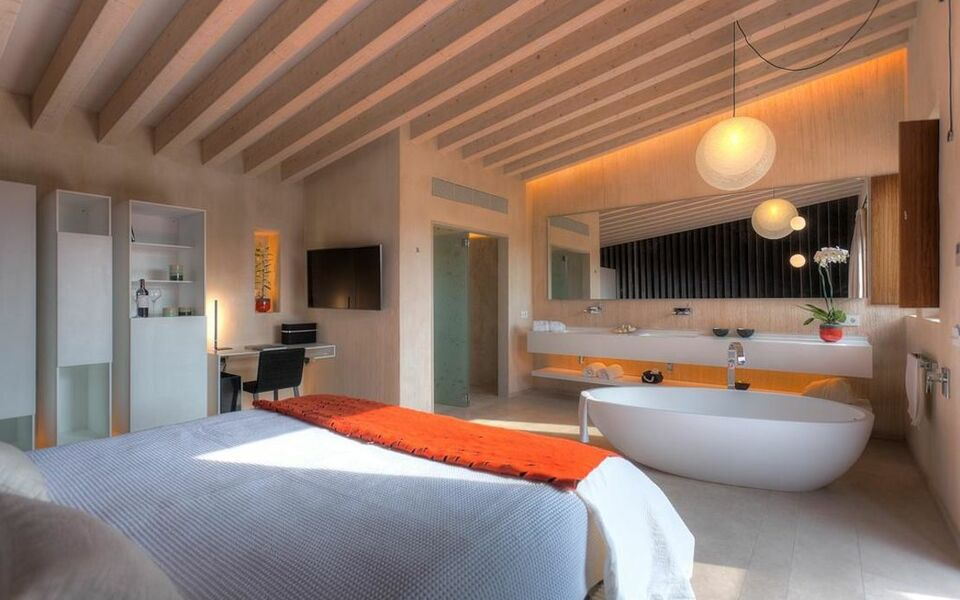 Hotel xereca a design boutique hotel ibiza spain for Design hotel ibiza