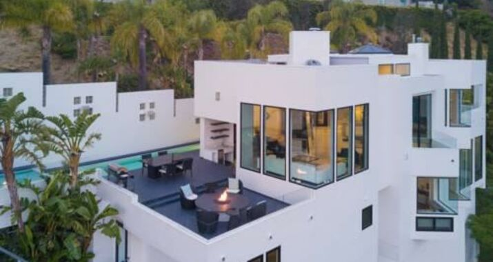 1061 - Sunset Plaza Modern Villa, Los Angeles (2)