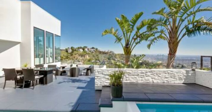 1061 - Sunset Plaza Modern Villa, Los Angeles (1)