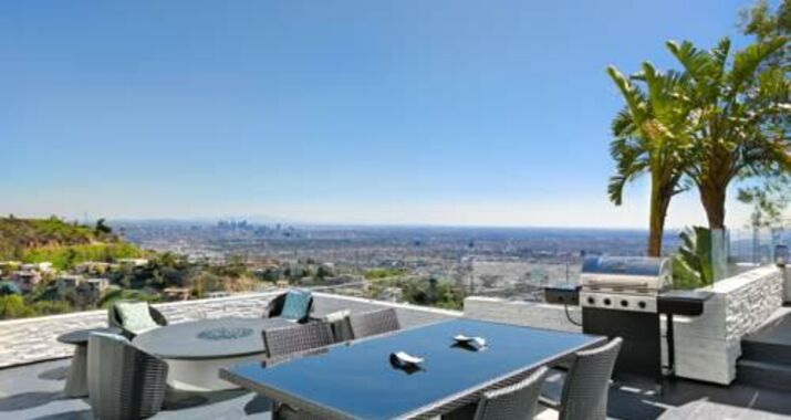 1061 - Sunset Plaza Modern Villa, Los Angeles (3)
