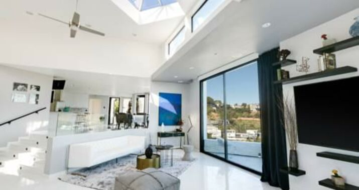 1061 - Sunset Plaza Modern Villa, Los Angeles (7)